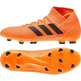 Kopačky adidas Nemeziz 18,3 Fg M DA9590
