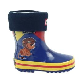 American Club Americké pryžové boty dětské stélky