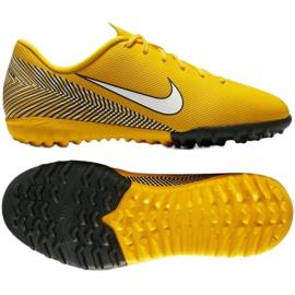 Nike Mercurial Vapor 12 Akademické fotbalové boty Neymar Tf Jr AO9476-710
