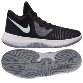 Basketbalové boty Nike Air Precision Ii M AA7069-001 černá černá