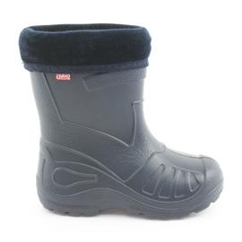 Válečné loďstvo Befado dětské boty kalosz-granát 162P103