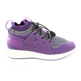 Nachový Befado dětské boty do 23 cm 516X031