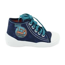Befado dětské boty 218P054 modrý