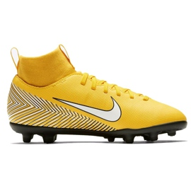 Fotbalové boty Nike Mercurial Superfly 6 Club Neymar Mg Jr AO2888-710