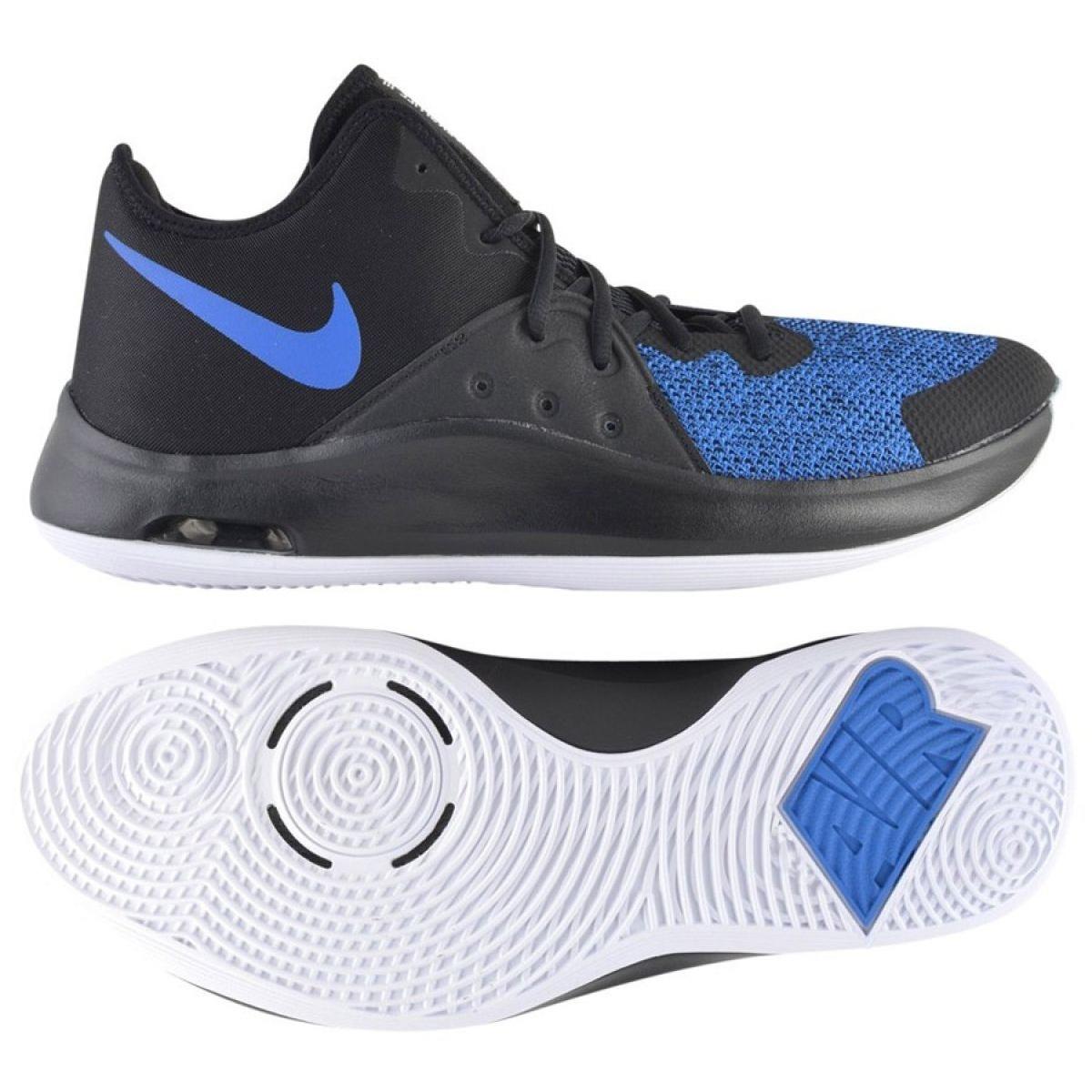5853eeac0d45d Basketbalové boty Nike Air Versitile Iii M AO4430-004 - ButyModne.pl