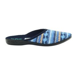 Pantofle Adanex Norský vzor, svetr