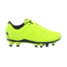 American Club Americké ADI sportovní zastávky dětské boty zelená