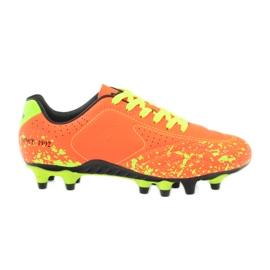 American Club Americké ADI sportovní zastávky dětské boty oranžový