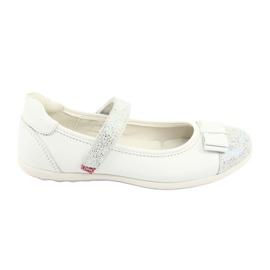 Bílá Befado dětské boty 170Y019