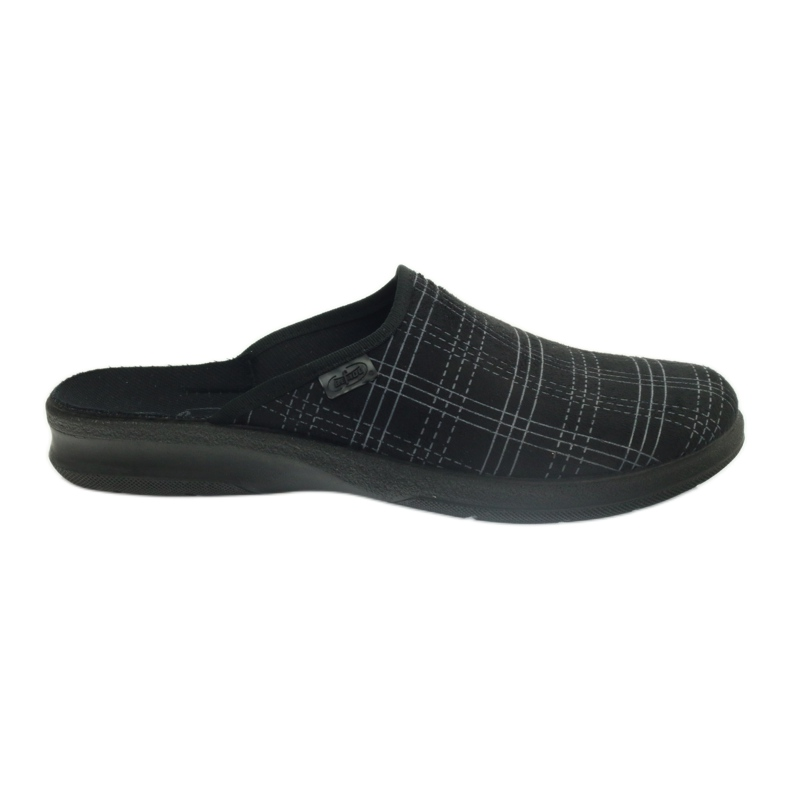 Pánské boty Befado 548m011 pantofle černá