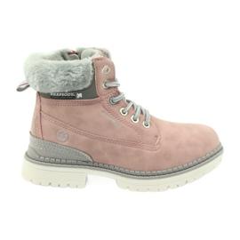 American Club Americké boty boty zimní boty 708122