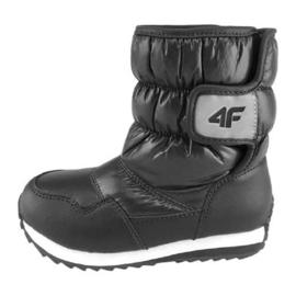 Zimní boty 4f Jr HJZ18-JOBDW001 černá