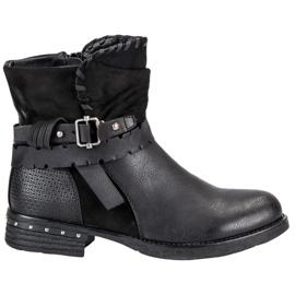 Kayla Boots Boots černá