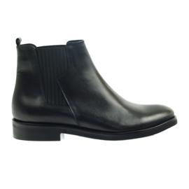 Edeo obuv černá vkládá 3244