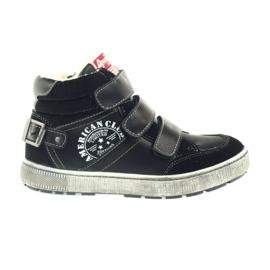 American Club černá zimní sportovní obuv 17779