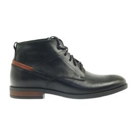 Pilpol Černé boty Pilot 6030