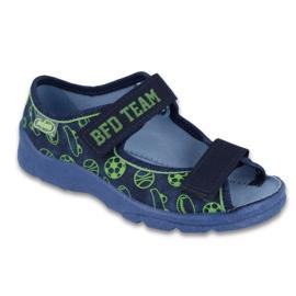 Dětská obuv Befado 969Y124