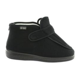 Befado boty DR ORTO 987D002 černá