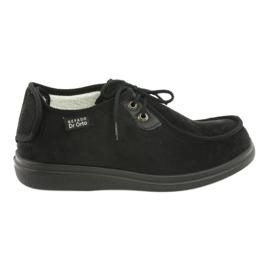 Befado dámské boty pu 387D005 černá