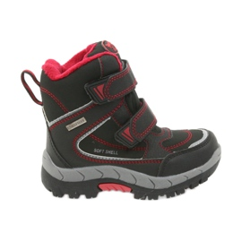 American Club Americké boty zimní boty s membránou 3122