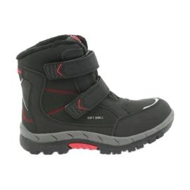 American Club Americké boty zimní boty s membránou 3123