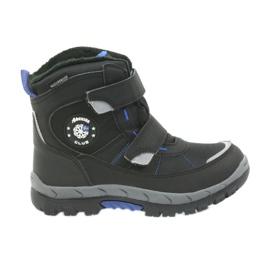American Club Americké boty zimní boty s membránou 1122