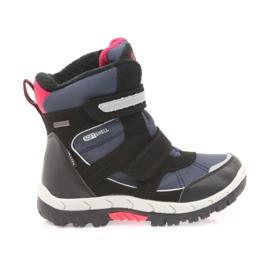 American Club Americké boty zimní boty s membránou 1813