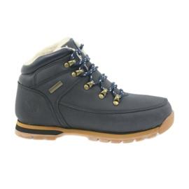 American Club válečné loďstvo Americké boty zimní boty 152619
