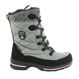 American Club Americké zimní boty s membránou 801SB