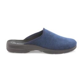 Inblu válečné loďstvo Pánské pantofle tmavě modré