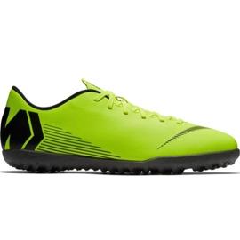 Nike Mercurial Vapor X 12 Club Tf M AH7386-701 Fotbalové boty