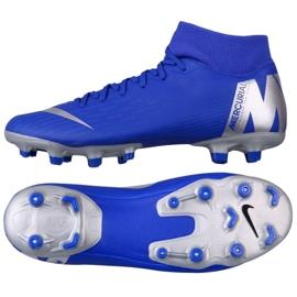 Nike Mercurial Superfly 6 Akademie FG / MG M AH7362-400 fotbalová obuv