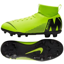 Fotbalové boty Nike Mercurial Superfly 6 Club Mg Jr AH7339-701