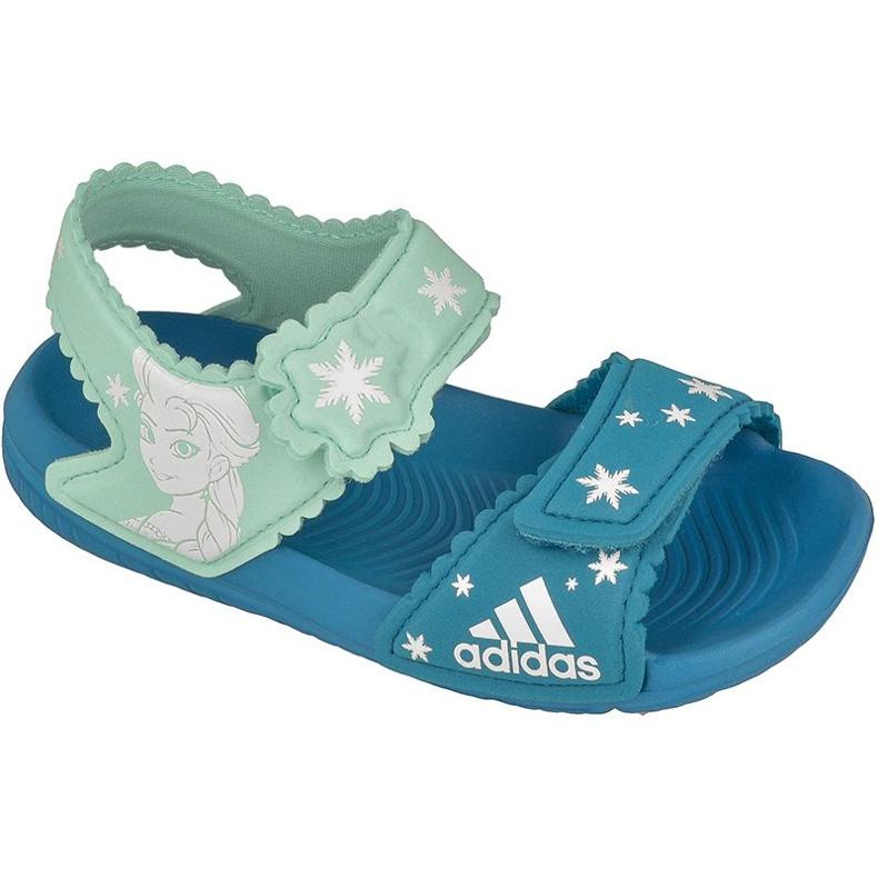 Adidas Disney Frozen AltaSwim dětské sandály BY8963