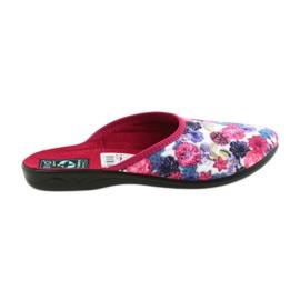 Vícebarevný Pantofle vel. Adanex 23773