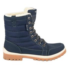 Modrý Sněhové boty MCKEYLOR