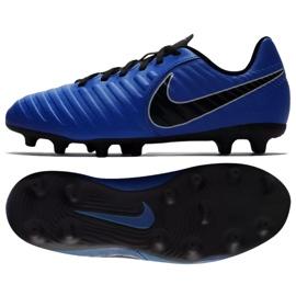 Kopačky Nike Jnr Tiempo Legend 7 Club Mg Jr AO2300-400