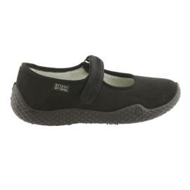 Befado dámské boty mladé 197D002 černá