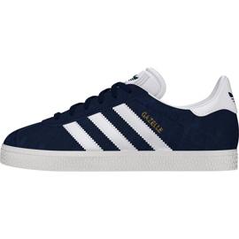Adidas Originals Gazelle Jr BY9144 boty válečné loďstvo