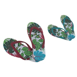 Vícebarevný Pantofle, žabky Speedo Jungle Thong