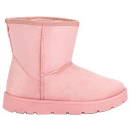 Seastar růžový Sněhové boty Mukluki