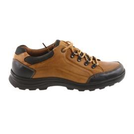 DK Pánská sportovní obuv velbloud 0493