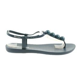 Ipanema sandále žabky dámské boty 82517 válečné loďstvo