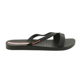 Černá Žabky Ipanema pro dámské boty 26263