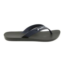 Rider Flip Flops pánské boty tmavě modré
