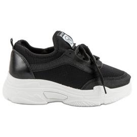 Mckeylor černá Sportovní obuv