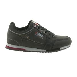 Černá Pánská sportovní obuv ADI American Club RH03 / 19
