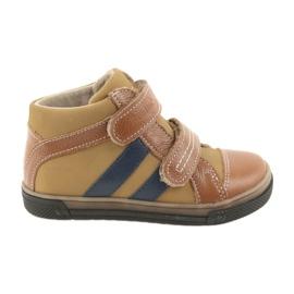 Boote boty dětské boty Ren But 3225 červená / námořní