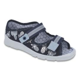Válečné loďstvo Befado dětská obuv 969Y138