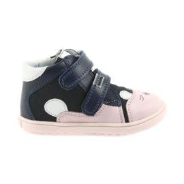 Boty boty dětské Velcro králík Bartek 11702